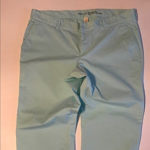 Khakis by Gap. Girlfriend khakis size 14R.